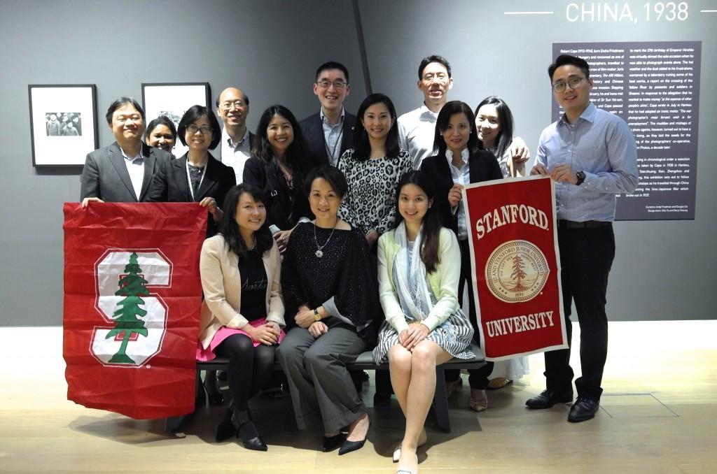 2015 0423 Stanford Alumni members 001